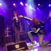 Asturianos con todos los sentidos alerta en una noche de funki y hip-hop