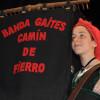 La Banda de Gaites Camín de Fierro enllena l'Espace Marine del Festival de Lorient de sones asturianos