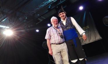 Jesús Fernández gana'l MacCrimmon nun concursu calcáu del de 2013