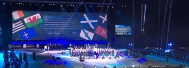 'O Breizh, ma Bro' pieslla la cabera nueche máxica de Lorient 2018