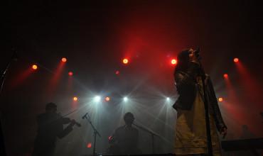 Capercaillie actuaron en el #interceltique 3 años después