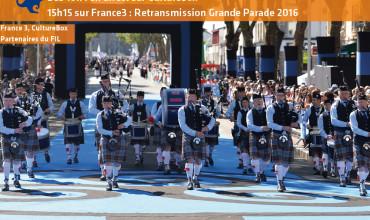 Francia3 y Culturebox, socios del FIL