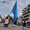 "La Grande Parade des Nations Celtes aplaudió a los ""celtes del Sol"""