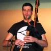 Iñaki Sánchez Santianes participará na Masterclass de gaita