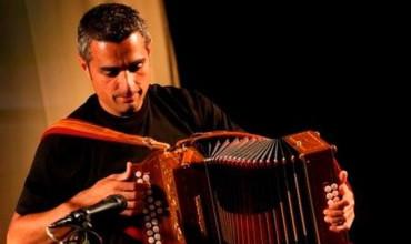 Javier Tejedor y el so acordión