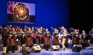 """La Banda de Gaitas El Trasno aporta como un """"Anxelín"""" al FIL"""