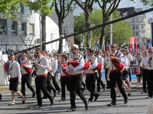 Grande Parade del Festival de Lorient 2012