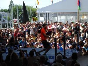 Lorient 2012: La Participación asturiana nel Kitchen Music
